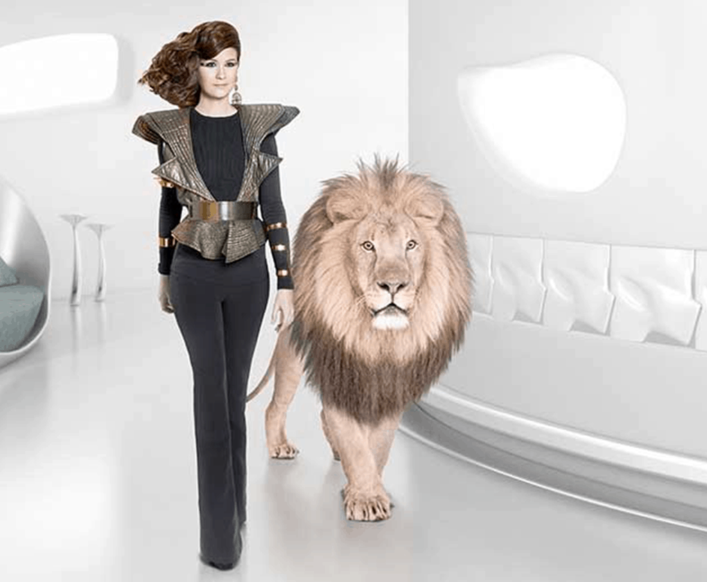 Lion Mágica