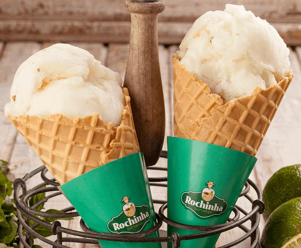 sorvetes rochinha cascão